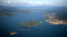 Fotografías de la Illa de Cortegada